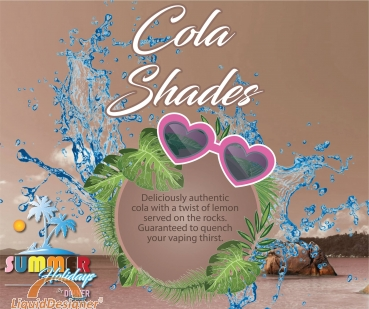 Dinner Lady Cola Shades *SALE*