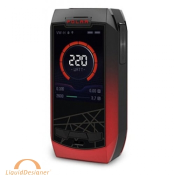 Vaporesso - Polar Mod - Black Red