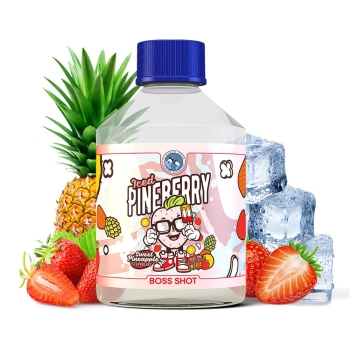 Boss Shot Pineberry