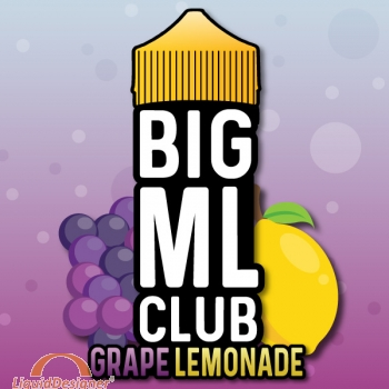 BIG ML CLUB - GRAPE LEMONADE
