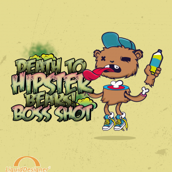 Liquid Booster DIY  Death To Hipster Bears!
