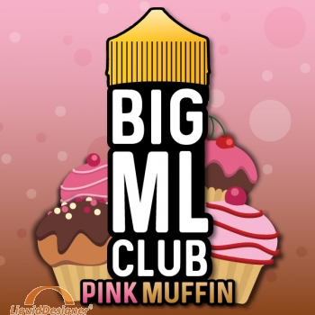BIG ML CLUB - PINK MUFFIN