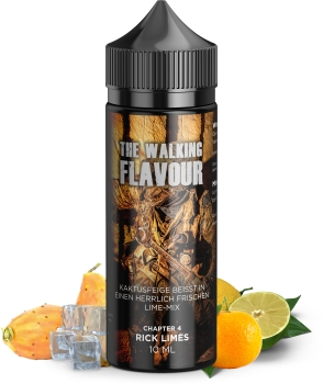 The Walking Flavour - Rick Limes Aroma