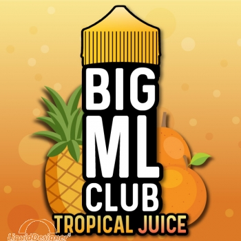 BIG ML CLUB - TROPICAL JUICE