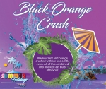 Dinner Lady Black Orange Crush