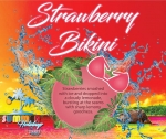 Dinner Lady Strawberry Bikini