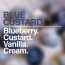 Liquid Booster DIY Blue Custard